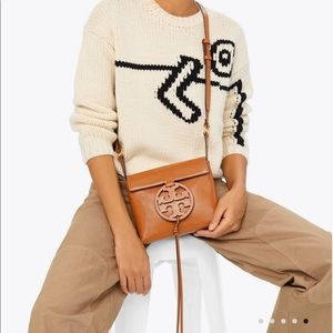 Tory Burch Miller crossbody / Brand New With Tags